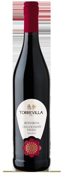 Bonarda dell'Oltrepò Pavese - Vino Rosso Frizzante