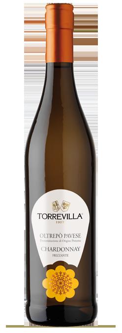 Chardonnay Frizzante Oltrepò Pavese - Vino bianco frizzante