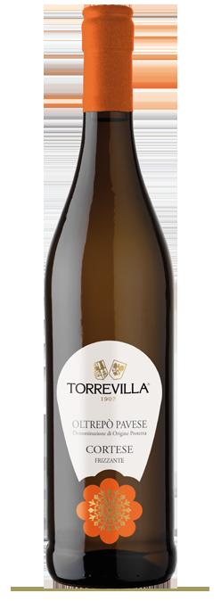 Cortese Frizzante Oltrepò Pavese - vino bianco frizzante