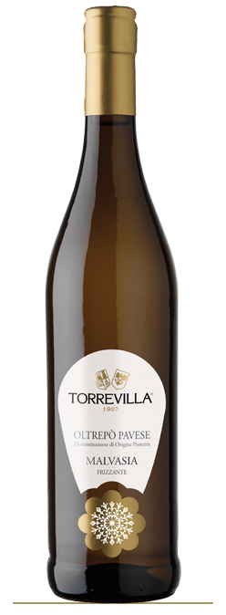 Malvasia Frizzante Oltrepò Pavese DOP - vino bianco frizzante