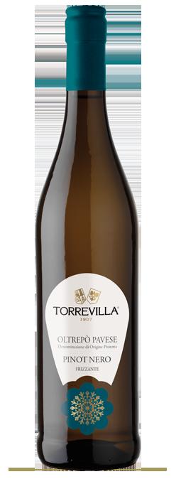 Pinot Nero Frizzante Oltrepò Pavese - vino bianco frizzante