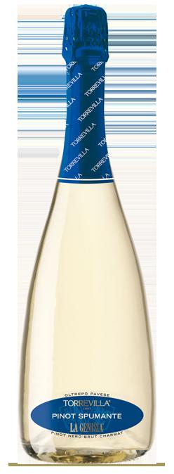 Pinot Nero Brut La Genisia - spumante Oltrepò Pavese DOP