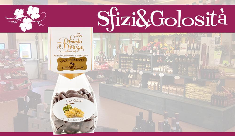 Uva gold al cioccolato