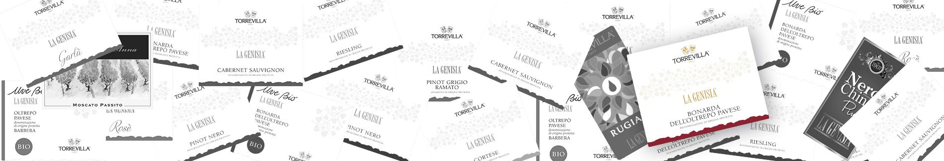 Bonarda dell'Oltrepò Pavese La Genisia