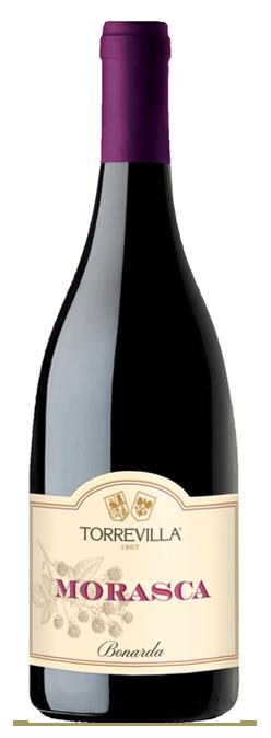 Bonarda Morasca - Vino Frizzante Rosso Rubino
